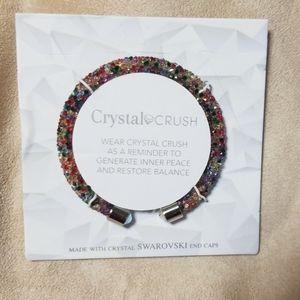 Crystal Crush Bracelet